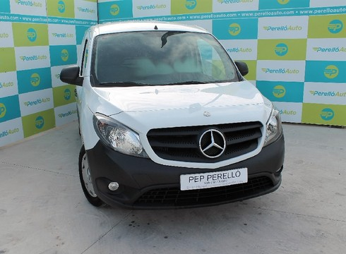 MERCEDES-BENZ Citan 1.5 DCI 110CV LARGO