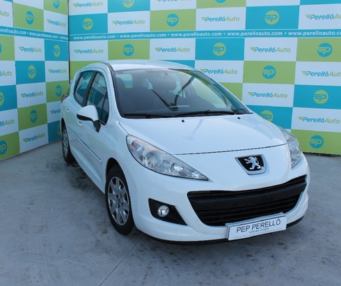 PEUGEOT 207 SW 1.6 HDI 92CV BUSINESS