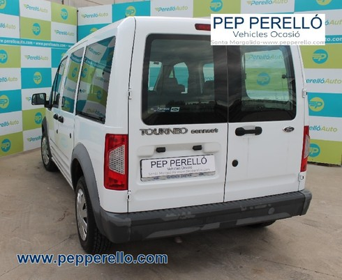 FORD TOURNEO CONNECT 1.8 TDCI 75CV 210S DOBLE PUERTA DSF:600