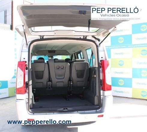 FIAT Scudo 2.0 MJET  130CV 9 PLACES - DOBLE PORTA - DSF 1.000