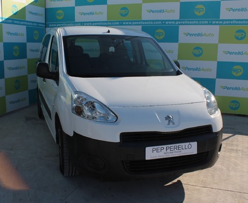 PEUGEOT Partner TEPEE 1.6HDI 75 ACCESS TURISMO - DSF 600