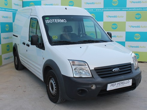 FORD Transit CONNECT VAN 1.8 TDCI 90CV 230L Isotermo Reforzado (IR)