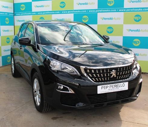 PEUGEOT 3008 ACTIVE 1.6 BLUHDI 120 S&S DSF 3.500