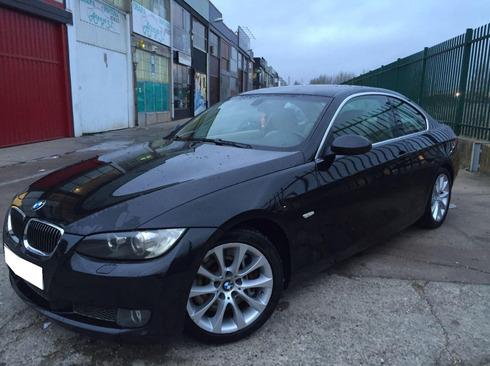 BMW Serie 3 Coupé 335D