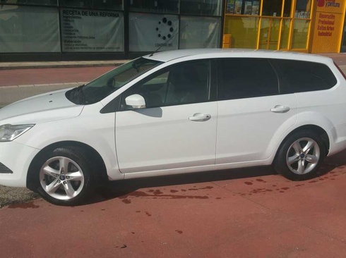Ford Focus Wagon 1.8 TDCI