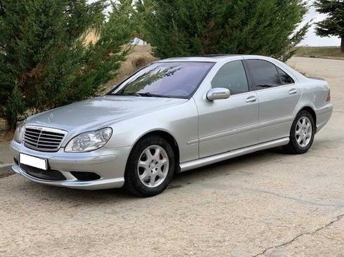 Mercedes Clase S 400CDI