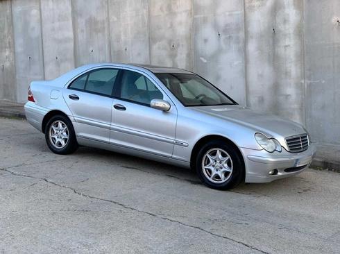 Mercedes Clase C 220 CDI